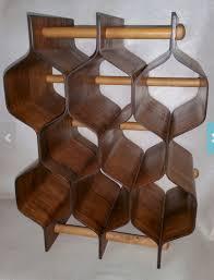 7 modern table top wine racks design theory interiors of