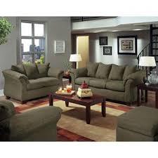 Contemporary Microfiber Sofa Nebraska Furniture Mart U2013 American Furniture Contemporary Olive