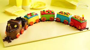 train cake recipe bettycrocker com