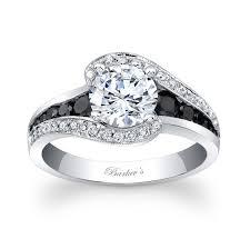 black wedding rings for black diamond rings for any modern woman styleskier