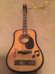 custom acoustic guitar shaped ornaments pictures to pin