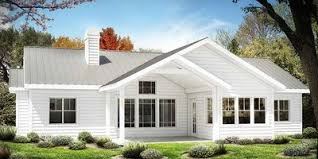 one story farmhouse one story farmhouse plan 25630ge architectural designs house plans