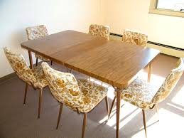 modern kitchen chair kitchen table oval mid century modern metal butterfly leaf 6 seats