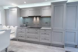 grey kitchen cupboards with black worktop grey kitchens are taking rock and co granite ltd