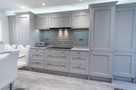 grey kitchen units with black granite worktops grey kitchens are taking rock and co granite ltd