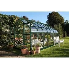 serre jardin d hiver serres en verre plantes et jardins