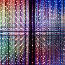 led light design incredible colour led art light led light art