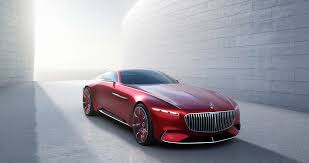 concept car of the week mercedes maybach unveils a stunning new all electric luxury