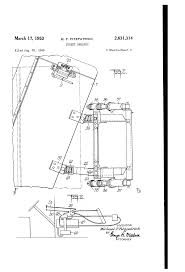 patent us2631314 street sweeper google patents
