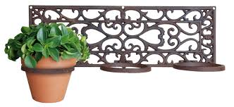 articles with flower pot hanging brackets tag plant pot wall