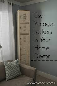 diy kids lockers 234 best locker images on metal lockers vintage