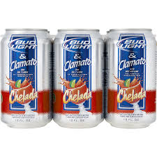 how many calories in a can of bud light bud light clamato chelada 6 pk 12 0 fl oz walmart com