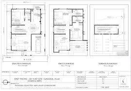 30 X 40 Floor Plans 100 30 X 40 Floor Plans Excellent 3 Bedroom House Plan In