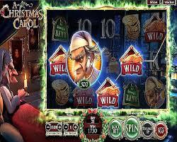 a christmas carol slot review u0026 bonus codes askgamblers