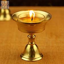 Tibetan Home Decor Amazon Com Copper Candle Holder Ghee Lamp Holder Tibetan Butter