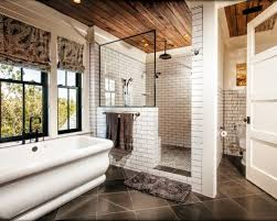 bathroom tile ideas houzz white subway tile bathroom ideas houzz regarding subway tiles