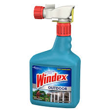 Patio Scrubber Hire Windex Outdoor Glass U0026 Patio Concentrated Cleaner 32 Ounces