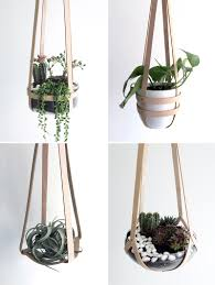 these 11 hanging planters will inspire you to liven up your home