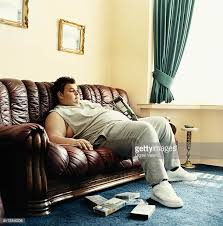 Couch Potato Stock Photos And Pictures Getty Images - Lying sofa 2