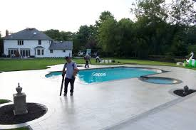 Long Island Patio by Pool Coping And Patio Sealing Huntington Ny By Gappsi