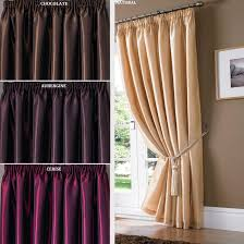 Black And White Thermal Curtains Window Cool Atmosphere With Thermal Curtains Target For Your Home