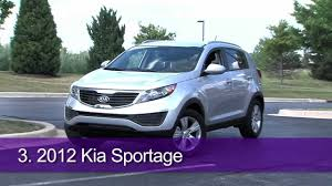 2012 25k compact suv shootout youtube