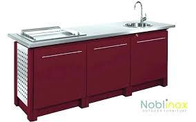 meuble cuisine exterieur inox meuble cuisine exterieur meuble cuisine exterieur intacrieur plan
