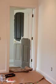 rattlebridge farm black painted interior doors