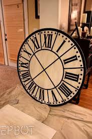 Neat Clocks by Best 20 Diy Wall Clocks Ideas On Pinterest Industrial Design