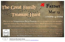 the great family treasure hunt bridging the gap