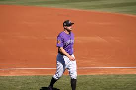 mark reynolds rockies first baseman off to strong start this spring