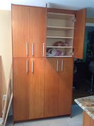 new tall kitchen cabinet taste