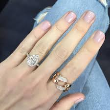 pear engagement ring pear halo engagement ring ring concierge