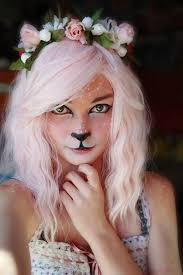 instagram worthy halloween makeup ideas faun makeup cosplay