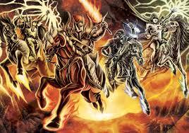 four horsemen of the apocalypse favourites by chrisman1991 on