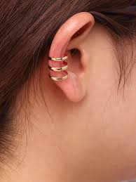 ear cuffs online gold hollow out ear cuff gold ear cuffs online and korean jewelry