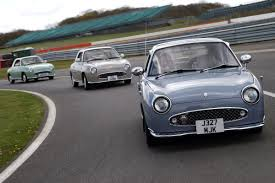 nissan car accessories uk cult classic celebrating 25 years of the nissan figaro auto express