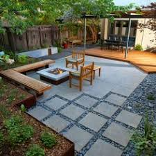 Backyard Ideas With Pavers Paving Designs For Backyard Design Ideas