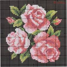 the 25 best cross stitch flowers ideas on cross