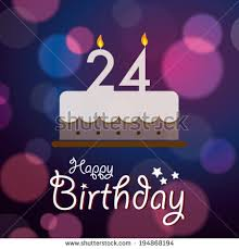 24th Birthday Stock Images Royalty Free Images U0026 Vectors