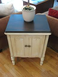French Country Table by Fake It Frugal Fake French Country Furniture The Side Table