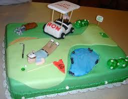 60th golf birthday cake cakecentral com