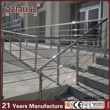 Steel Handrails For Steps China Stainless Steel Handrails For Outdoor Steps Dms B2258