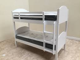 Bedroom DIY Bunk Bed Shelf For Charming Bedroom Decoration Ideas - Tidy books bunk bed buddy