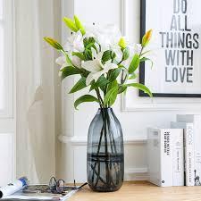 Modern Glass Vase Usd 72 77 American Modern Glass Vase Decoration Creative Home