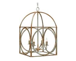 Magnolia Home by Magnolia Home By Joanna Gaines Metal Birdcage Chandelier