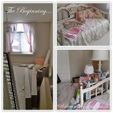 Shabby Chic Nursery Curtains by 2perfection Decor Shabby Chic Nursery Reveal