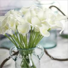 Silk Calla Lilies Buy Calla Silk Flower From Trusted Calla Silk Flower Manufacturers