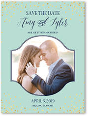 magnetic save the dates save the date magnets shutterfly