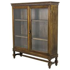 Antique Oak Bookcase With Glass Doors Bookcase Vintage Oak Bookshelf Beautiful Oak Bookcases With